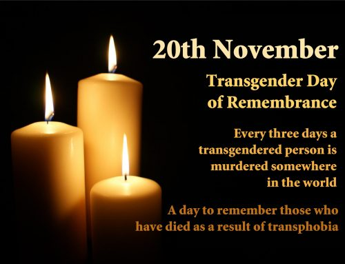 Trans Day of Remembrance Statement